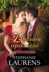 Zimowa opowieść - Stephanie Laurens | mała okładka