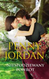 Niespodziewany powrót - Penny Jordan | mała okładka