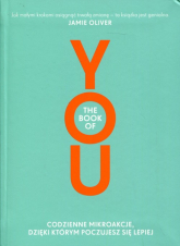 Book of YOU - Jamie Oliver | mała okładka