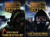 Metro 2033. Prawo do użycia siły / Metro 2033. Echo zgasłego świata. Pakiet - Denis Szabałow | mała okładka