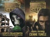 Uniwersum Metro 2033. Ciemne tunele / Szepty zgładzonych Pakiet - Siergiej Antonow | mała okładka