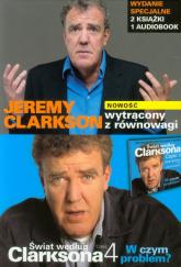 Wytrącony z równowagi / Świat według Clarksona Część 4 W czym problem? / Świat według Clarksona Część 4 W czym problem? Audiobook Pakiet - Jeremy Clarkson   mała okładka