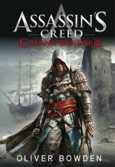 Assassin's Creed. Czarna Bandera - Oliver Bowden | mała okładka