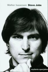 Steve Jobs - Walter Isaacson | mała okładka