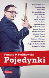 Pojedynki - Terlikowski Tomasz P. | mała okładka