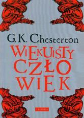 Wiekuisty człowiek - Chesterton Gilbert K. | mała okładka