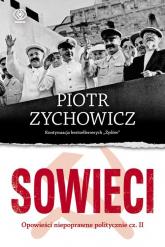 Sowieci - Piotr Zychowicz | mała okładka