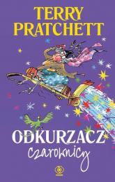 Odkurzacz czarownicy - Terry Pratchett | mała okładka