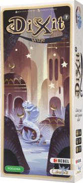 Dixit 7. Wizje - Jean-Louis Roubira | mała okładka