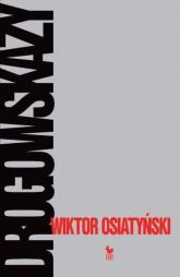 Drogowskazy - Wiktor Osiatyński | mała okładka