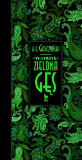 Teatrzyk Zielona Gęś - Gałczyński Konstanty Ildefons | mała okładka