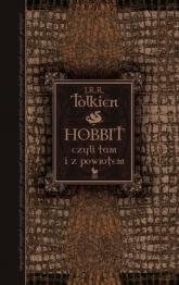 Hobbit czyli tam i z powrotem - Tolkien J R R | mała okładka