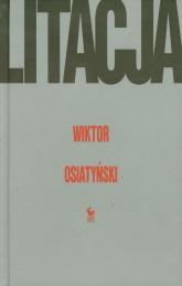 Litacja - Wiktor Osiatyński | mała okładka