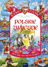 Kocham Polskę. Polskie zwyczaje - Szarek Joanna, Szarek Jarosław | mała okładka