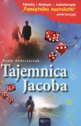 Tajemnica Jacoba - Beata Andrzejczuk | mała okładka
