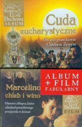 Cuda eucharystyczne On jest prawdziwie Chlebem Żywym + Marcelino chleb i wino Album + film fabularny - Małgorzata Pabis | mała okładka