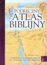Podręczny Atlas Bibilijny - Tim Dowley | mała okładka
