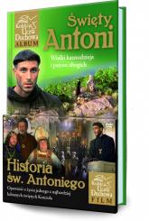Święty Antoni. Wielki kaznodzieja i patron ubogich - Praca zbiorowa | mała okładka