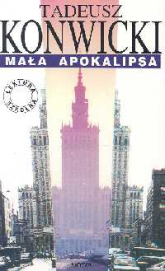 Mała Apokalipsa - Tadeusz Konwicki | mała okładka