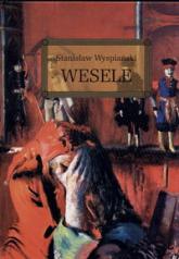 Wesele - Stanisław Wyspiański | mała okładka