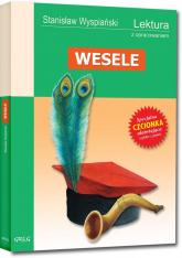 Wesele z opracowaniem - Stanisław Wyspiański | mała okładka