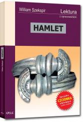 Hamlet Wydanie z opracowaniem - William Szekspir | mała okładka