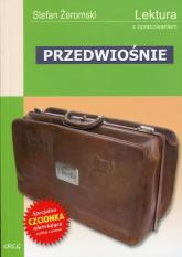 Przedwiośnie Wydanie z opracowaniem - Stefan Żeromski | mała okładka