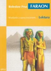 Faraon Wydanie z opracowaniem - Bolesław Prus | mała okładka