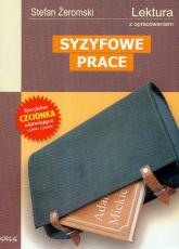 Syzyfowe prace Lektura z opracowaniem - Stefan Żeromski | mała okładka