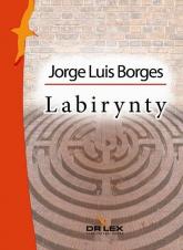 Borges i hebrajscy przyjaciele Labirynty Nowa antologia / Dawidowa harfa Pakiet - Borges Jorge Luis   mała okładka