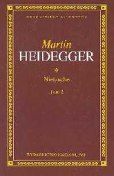 Nietzsche - Martin Heidegger | mała okładka