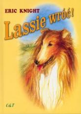 Lassie wróć! - Eric Knight | mała okładka