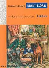 Mały Lord Wydanie z opracowaniem - Burnett Frances Hodgson   mała okładka