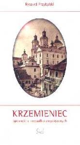 Krzemieniec - Ryszard Przybylski | mała okładka