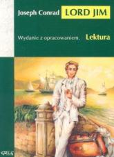 Lord Jim Wydanie z opracowaniem - Joseph Conrad | mała okładka