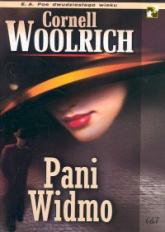 Pani widmo - Cornell Woolrich | mała okładka