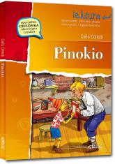 Pinokio Wydanie z opracowaniem - Carlo Collodi | mała okładka