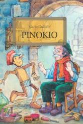 Pinokio - Carlo Collodi | mała okładka