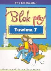 Blok przy Tuwima 7 - Ewa Stadtmuller | mała okładka