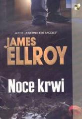 Noce krwi - James Ellroy | mała okładka