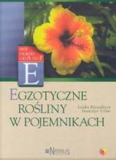 Egzotyczne rośliny w pojemnikach - Kresadlova Lenka, Vilim Stanislav | mała okładka