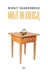 Małże na kolację - Birgit Vanderbeke | mała okładka