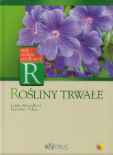 Rośliny trwałe Mói ogród od A do Z - Kresadlova Lenka, Vilim Stanislav | mała okładka