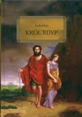 Król Edyp - Sofokles | mała okładka