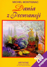 Dania z Prowansji - Michel Montignac | mała okładka