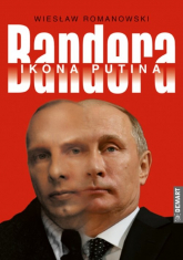 Bandera Ikona Putina - Wiesław Romanowski | mała okładka