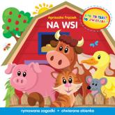 Kto to taki To zwierzaki Na wsi - Agnieszka Frączek | mała okładka