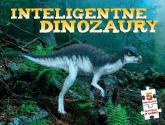 Inteligentne dinozaury Puzzle - praca zbiorowa | mała okładka
