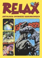 Relax  Antologia opowieści rysunkowych - Baranowski Tadeusz, Christa Janusz, Polch Bog | mała okładka