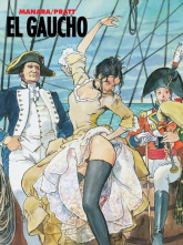 El Gaucho - Hugo Pratt | mała okładka